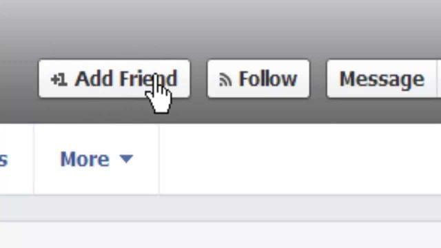 Add là gì trên Facebook?