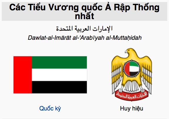 UAE là gì?