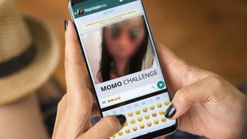 Momo Challenge là gì?