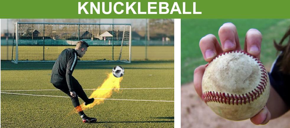 Knuckleball là gì?